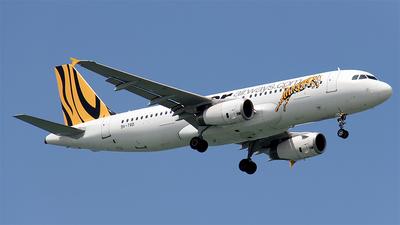 9V-TRD - Airbus A320-232 - Tiger Airways