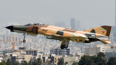 3-6538 - McDonnell Douglas F-4E Phantom II - Iran - Air Force