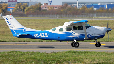 YU-BZV - Cessna TU206G Turbo Stationair - GAS Aviation