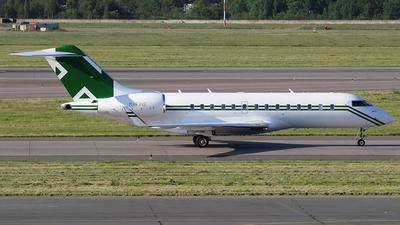 M-FINE - Bombardier BD-700-1A11 Global 5000 - Private