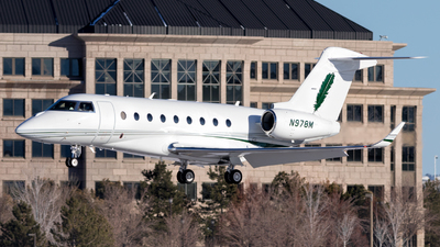 N978M - Gulfstream G280 - Private