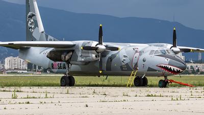 LZ-ABR - Antonov An-26B - Rose Air
