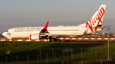 A picture of VHYFY - Boeing 7378FE - Virgin Australia - © Leon Aviation