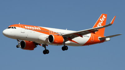 A picture of GUZHK - Airbus A320251N - easyJet - © Alfonso Solis