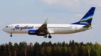 VP-BEP - Boeing 737-8Q8 - Yakutia Airlines