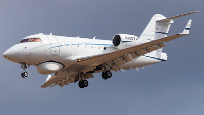 N100XV - Bombardier CL-600-2B16 Challenger 604 - Rocky Mountain Transport