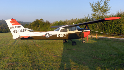 D-EMZF - Reims-Cessna FR172H Reims Rocket - Private
