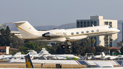N10YU - Gulfstream G-IV - Private