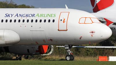 LY-NVY - Airbus A320-232 - Sky Angkor Airlines (Avion Express)
