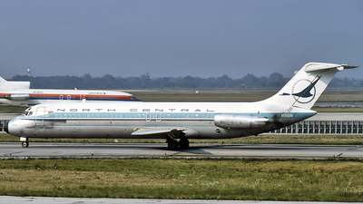 N961N - McDonnell Douglas DC-9-31 - North Central Airlines