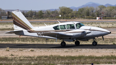 A picture of N32RW - Piper PA23250 Aztec - [274667] - © David Lee