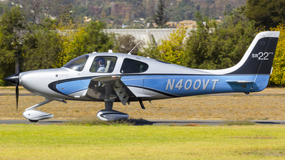 N400VT - Cirrus SR22-GTS - Private