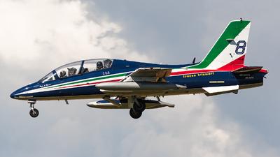 MM55058 - Aermacchi MB-339PAN - Italy - Air Force