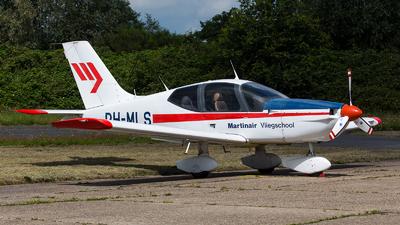 A picture of PHMLS - Socata TB10 Tobago - Martinair Holland - © Kas van Zonneveld