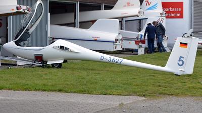 D-3627 - Schleicher ASW-27 - Private