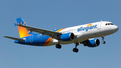 N298NV - Airbus A320-214 - Allegiant Air