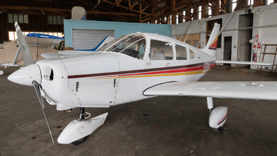 ZK-EBH - Piper PA-28-151 Cherokee Warrior - Private