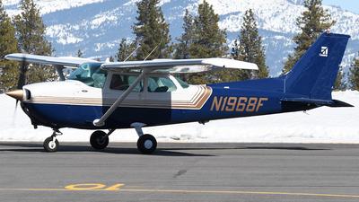 A picture of N1968F - Cessna 172N Skyhawk - [17273057] - © Frank Buschmann