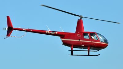 A picture of PRMPT - Robinson R44 Raven II - [13150] - © Leonardo Carvalho