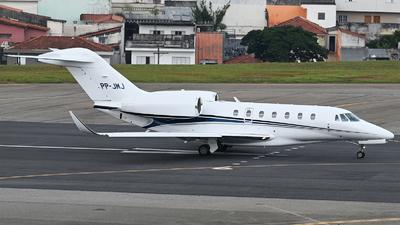 A picture of PPJMJ - Cessna 750 Citation X - [7500304] - © Thiago Almeida Denz