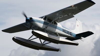N5361D - Cessna 180A Skywagon - Private