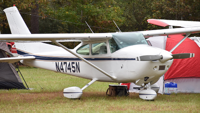 N4745N - Cessna 182Q Skylane - Private