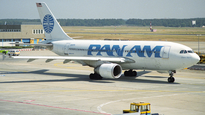 N816PA - Airbus A310-324 - Pan Am