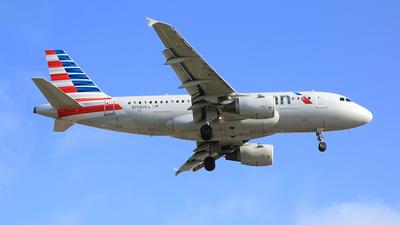 N758US - Airbus A319-112 - American Airlines