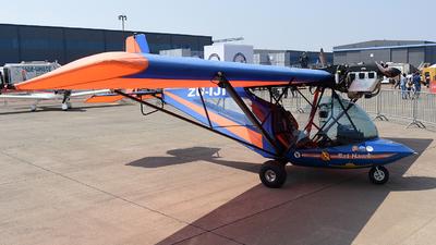 ZU-IJI - Micro Aviation B22 Bat Hawk - Private