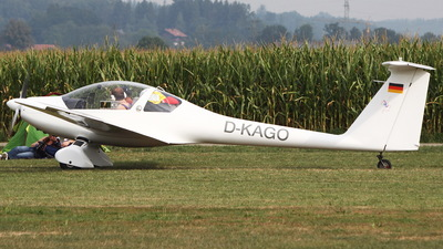 D-KAGO - Diamond Aircraft HK36 Super Dimona - Private