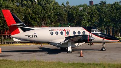 A picture of HI772 - BAe Jetstream 3201 - Air Century - © Racso Smet