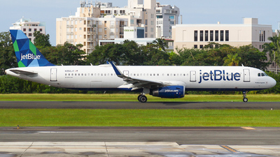 A picture of N950JT - Airbus A321231 - JetBlue Airways - © Fernando Camporreale