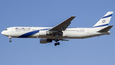 4X-EAM - Boeing 767-3Q8(ER) - El Al Israel Airlines