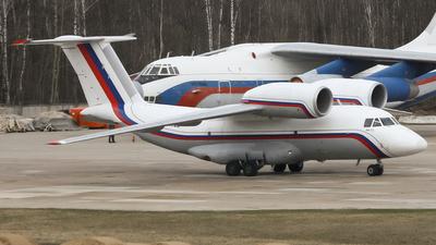 RF-72923 - Antonov An-72 - Russia - Air Force