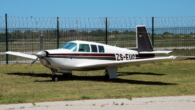 ZS-EUC - Mooney M20F - Private