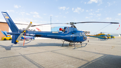 EC-NEJ - Airbus Helicopters H125 - Eliance