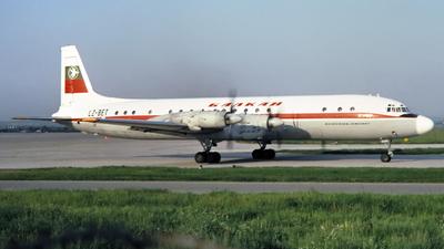 LZ-BET - Ilyushin IL-18D - Balkan Bulgarian Airlines