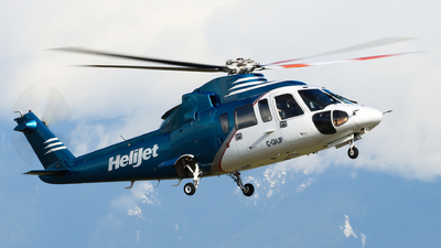 A picture of CGHJP - Sikorsky S76A - Helijet International - © Luft Spotter