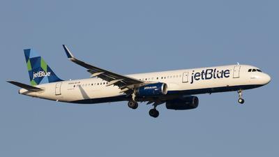 N958JB - Airbus A321-231 - jetBlue Airways