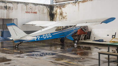 PP-GSG - Aero Boero AB115 - Private