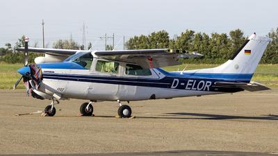 D-ELOR - Cessna T210N Turbo Centurion - Private