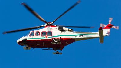 I-GREE - Agusta-Bell AB-139 - Air Green