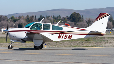 N15M - Beechcraft 35 Bonanza - Private