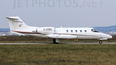 D-CONE - Gates Learjet 35A - Air Alliance