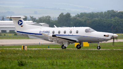 D-FHRG - Pilatus PC-12/47E - Hahn Air
