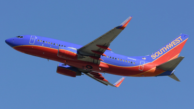 N495WN - Boeing 737-7H4 - Southwest Airlines