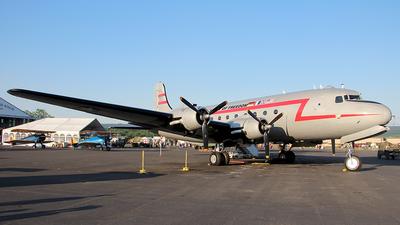 N500EJ - Douglas C-54E Skymaster - Berlin Airlift Historical Foundation