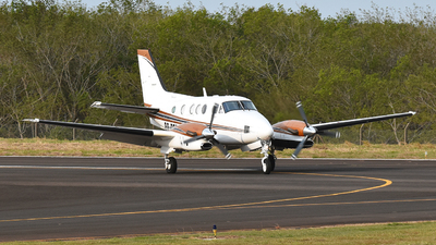 PP-PEP - Beechcraft C90A King Air - Private