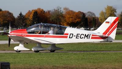 D-ECMI - Robin DR400/180R Remorqueur - Augsburger Verein für Segelflug