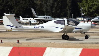 4X-CYC - Diamond DA-40 Diamond Star - Private